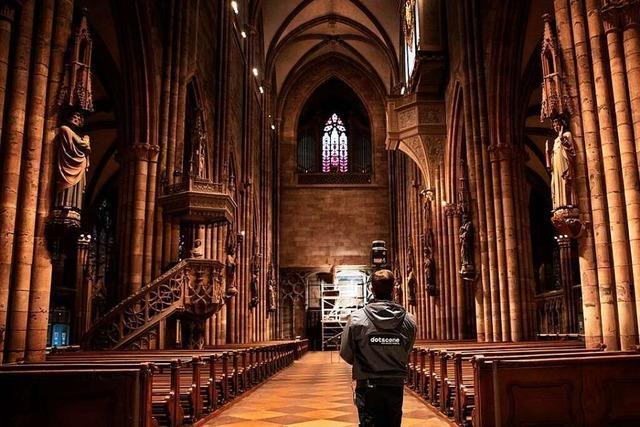 Was ist ein Münsterbaumeister?