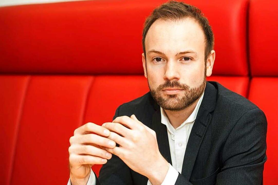Nikolas Löbel trat aus der CDU aus.    Foto: Lino Mirgeler (dpa)