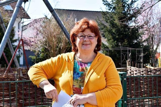 Nach 30 Jahren geht die Leiterin des Katholischen Kindergartens in den Ruhestand
