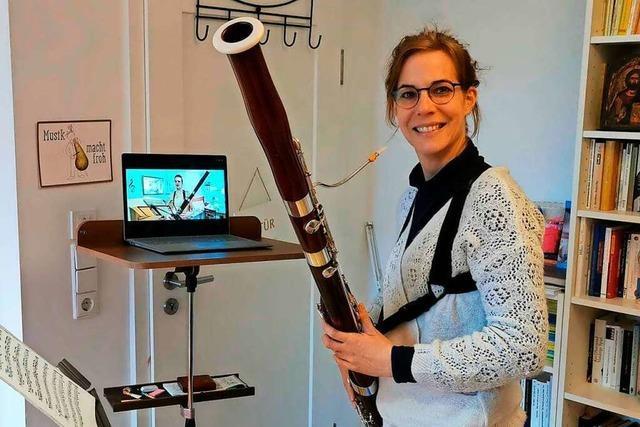 Musikschullehrer in Gundelfingen hoffen auf Präsenzunterricht
