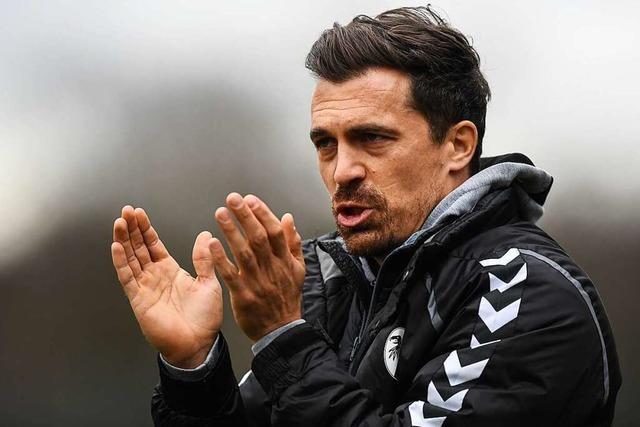 Thomas Stamm wird neuer Cheftrainer beim SC Freiburg II