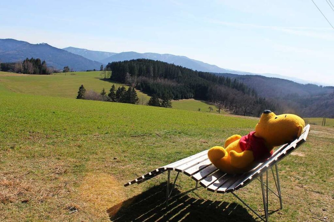 Das Bäreneckle in Biederbach.  | Foto: Bernd Fackler