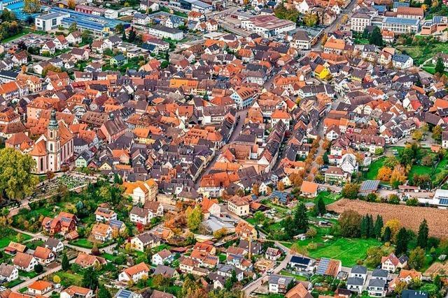 Wie Ettenheim zusammen mit der IHK die Innenstadt attraktiv gestalten will