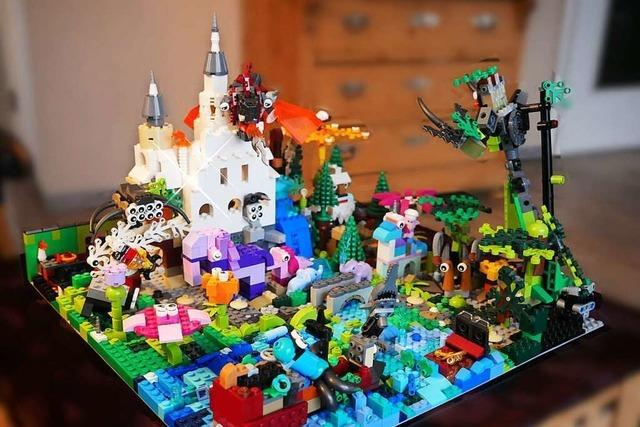 Fabelwelt aus Hinterzarten begeistert bei Lego-Challenge