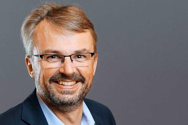 Weils neuer Bürgermeister Martin Gruner will zuerst einmal zuhören