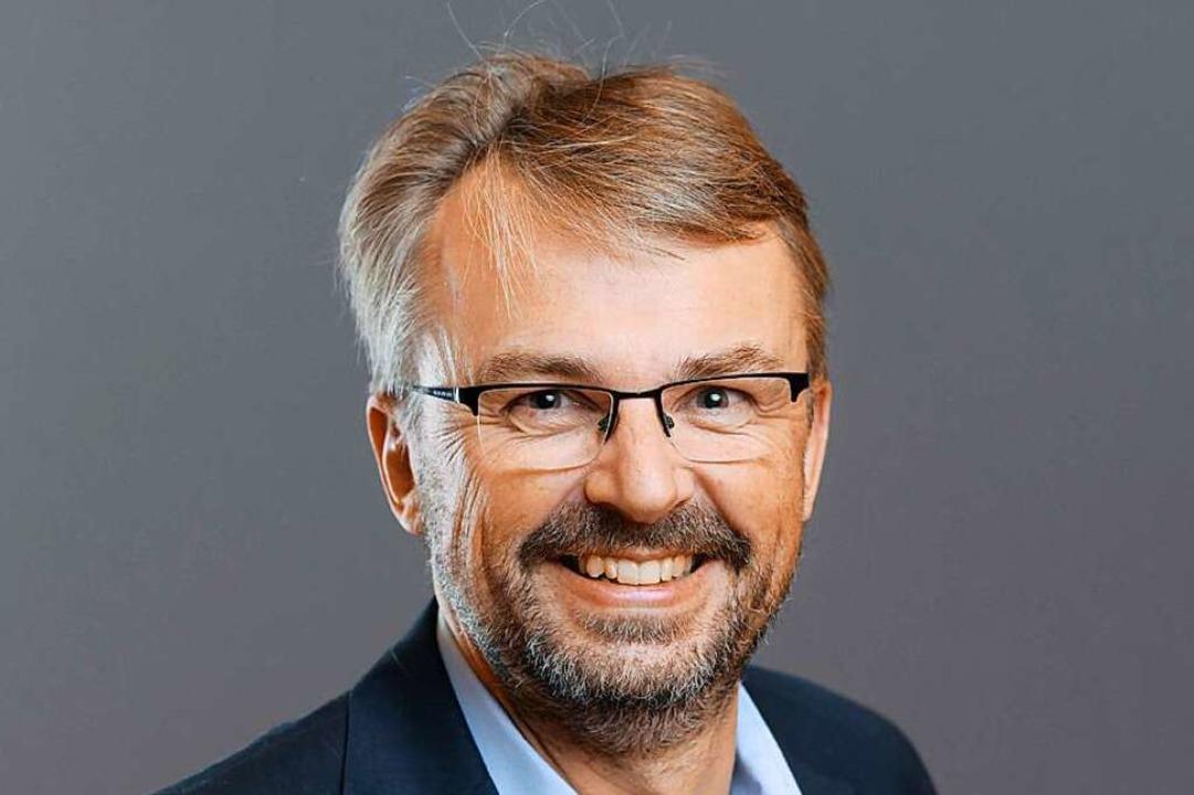 Martin Gruner wird zum 1. Juni Beigeordneter der Stadt Weil am Rhein.    Foto: Felix Kaestle