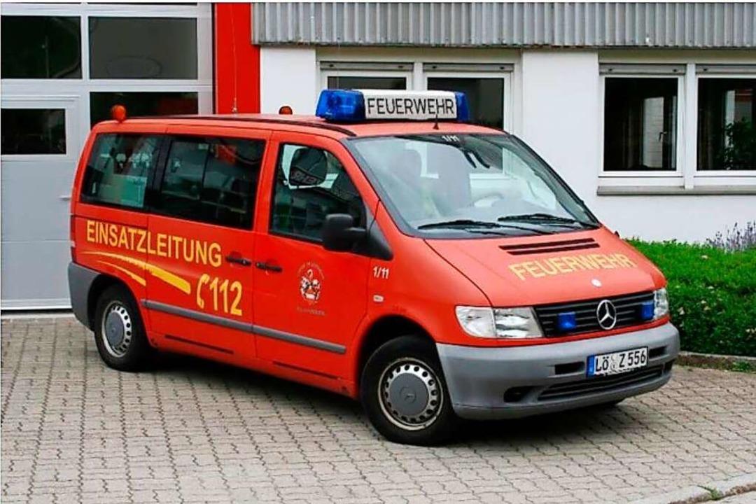 Der alte Mercedes  hat bald ausgedient.  | Foto: Privat
