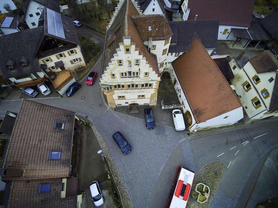 Stuben-Areal in Pfaffenweiler.  | Foto: Michael Saurer