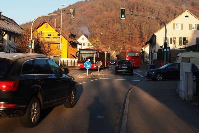Degerfelden braucht gute Argumente für Tempo 30 auf der Bundesstraße