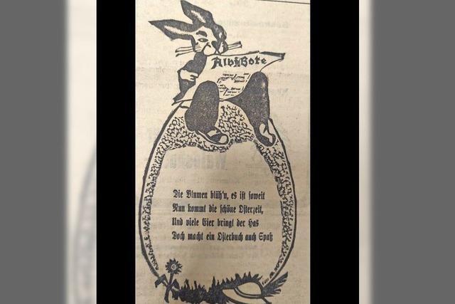 Nazi-Regime vereinnahmte Ostern