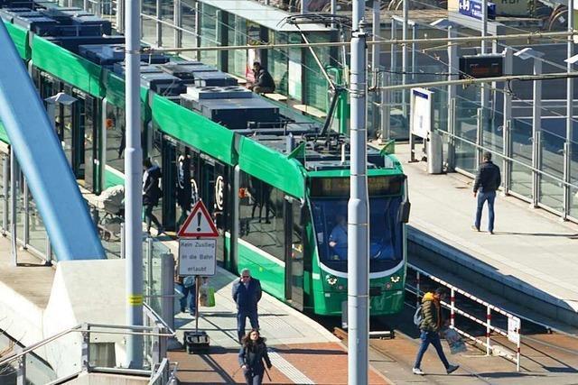 Mehrheit der Weiler Gemeinderäte will die Tramverlängerung