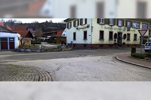 Neues Pflaster in Nordweil