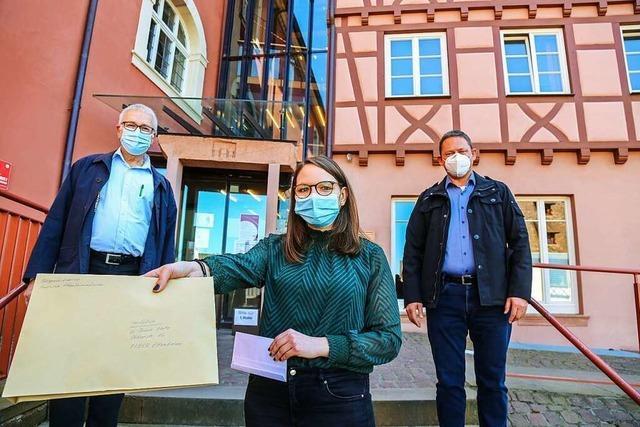 Bürgerinitiative gegen das Wohnbauprojekt Badwiese hat nicht genug Unterschriften gesammelt