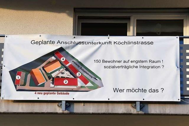 Steinens Gemeinderäte sind beunruhigt über soziale Konflikte in der Köchlinstraße