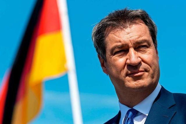 Er lässt sich bitten: So könnte Söder Kanzlerkandidat werden