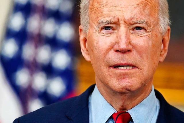 Biden will knapp zwei Billionen in die marode Infrastruktur investieren