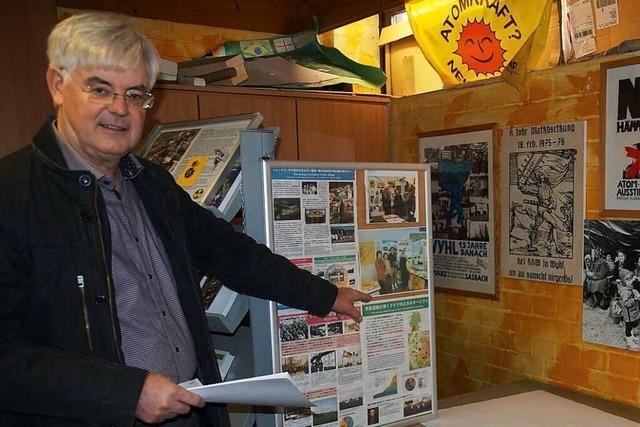 Wie sich Japaner nach Fukushima Ideen in Wyhl holten
