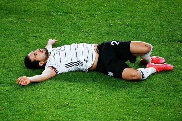 Kein Aprilscherz: Löw-Elf verliert gegen Nordmazedonien mit 1:2
