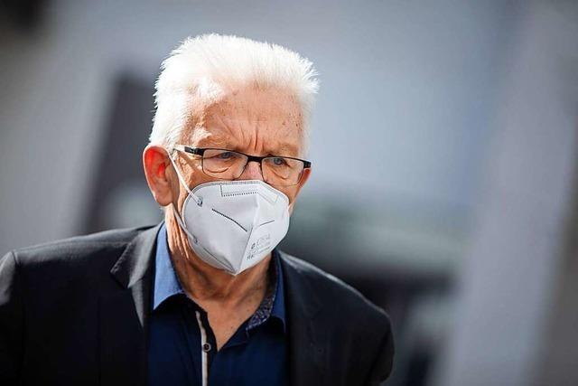 Kretschmann muss um Grün-Schwarz kämpfen