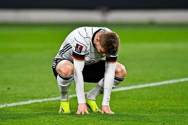 1:2 gegen Nordmazedonien – Bundestrainer Löw muss reagieren