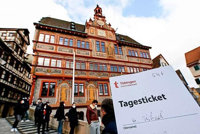 Baden-Württemberg legt weitere Bewerbungen für Modellprojekte auf Eis