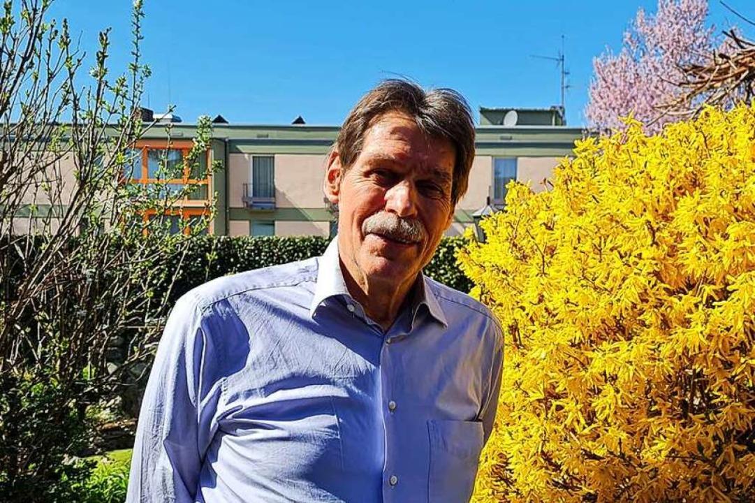 Claus Becker ist medizinischer Leiter der Klinik für Biokinematik.    Foto: Claudia Kleinhans