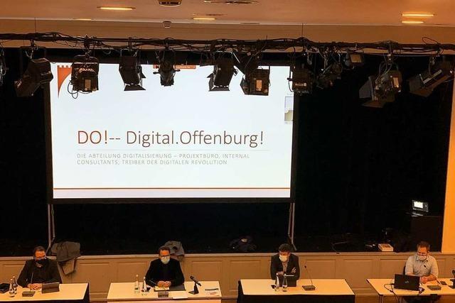 Fünf Motoren für die Digitalisierung der Kommunen in der Ortenau