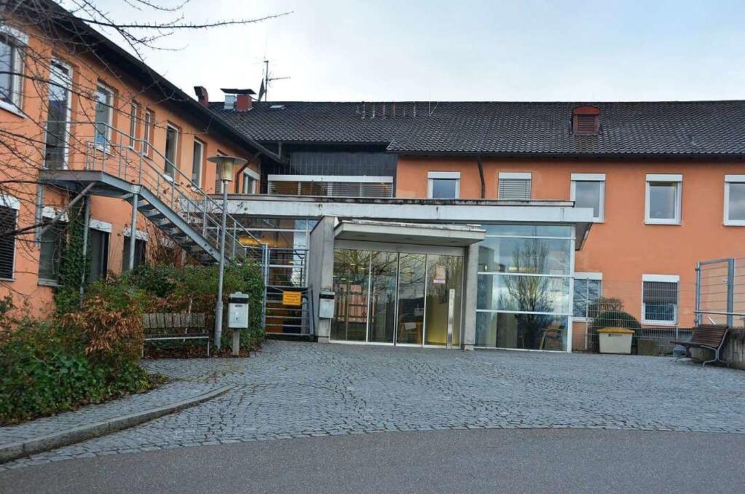 Im Breisacher Krankenhaus werden in ei...ele  französische Patienten behandelt.    Foto: Agnes Pohrt