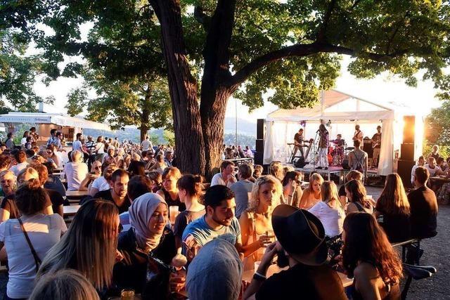Schlossberg-Festival fällt 2021 aus