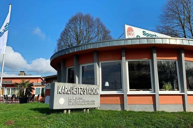 Grüne hadern mit Standort und Größe des Stadion-Neubaus in Offenburg