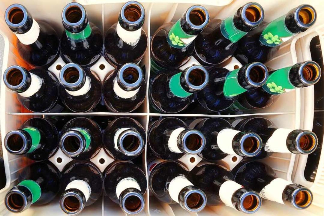 Das ein oder andere Bier dürfte bei Fe...ch getrunken worden sein (Symbolbild).  | Foto: EKH-Pictures  (stock.adobe.com)