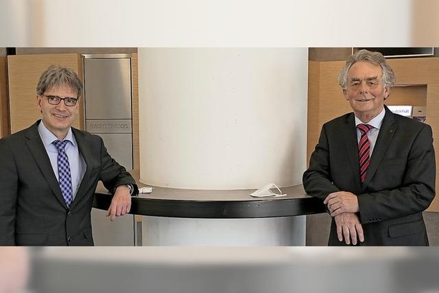 Volksbank Staufen legt weiter zu