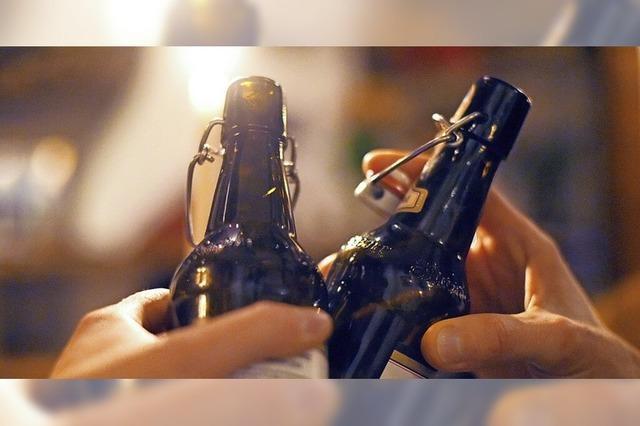 Alkoholverbot gilt in vier Innenstädten
