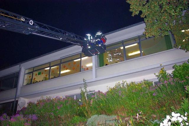 Die Feuerwehren von Inzlingen und Lörrach kooperieren
