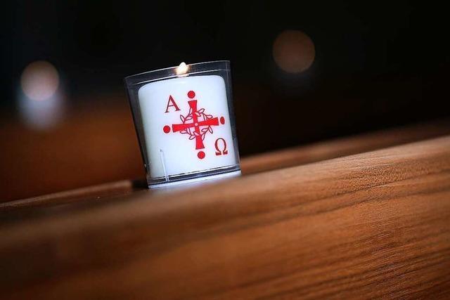 Das Osterfest gibt Christen Hoffnung in bedrängter Zeit
