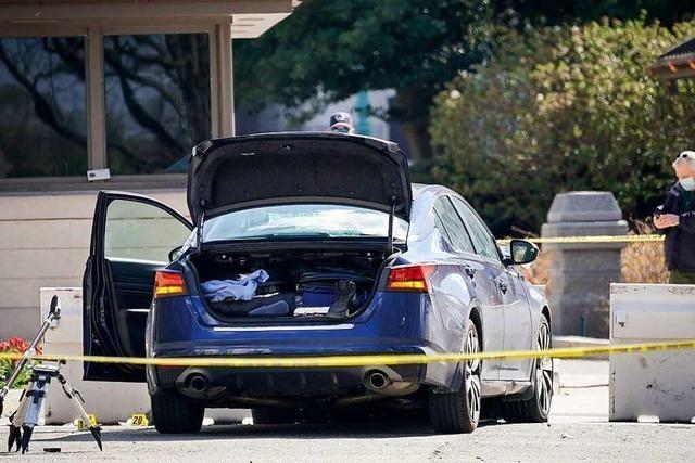 Angreifer rammt Polizisten am US-Kapitol – Fahrer und ein Beamter tot