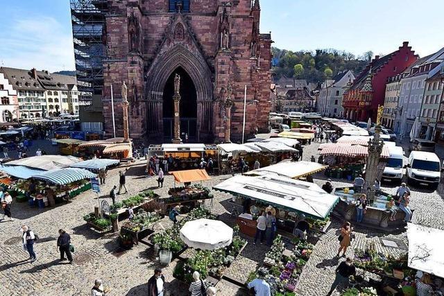 Vertreter der Freiburger Münstermarkthändler treten zurück
