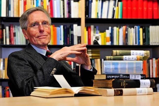 Der Philosoph Günter Figal erforscht, warum der Mensch auch Muße braucht