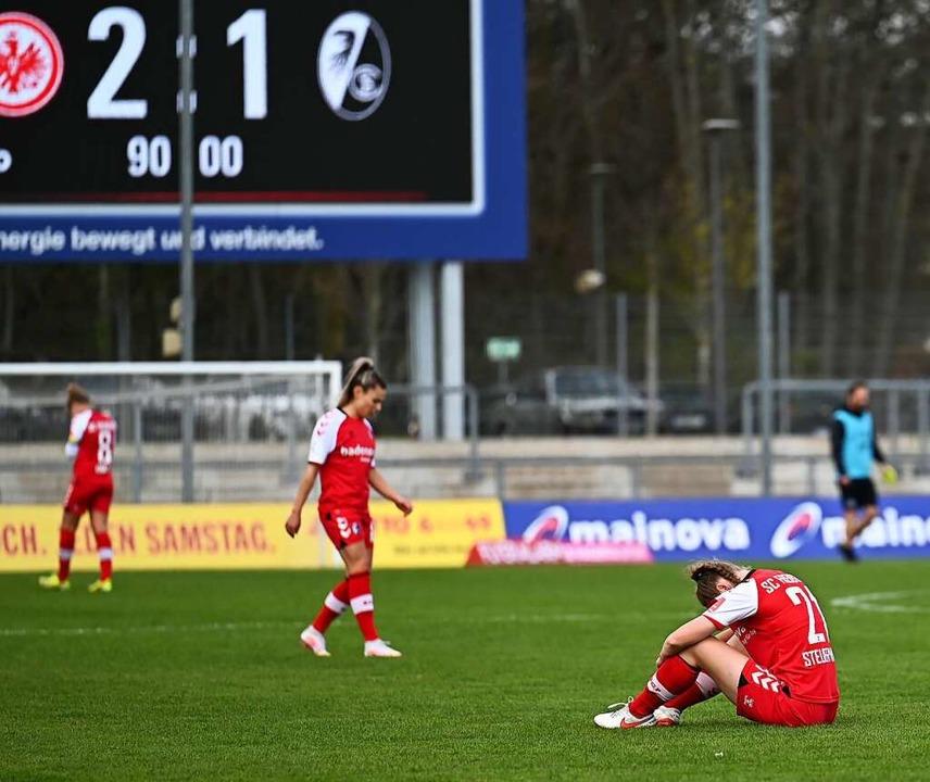 Es hätte das zweite Pokalfinale binnen...ein können – doch es kam anders.  | Foto: Achim Keller