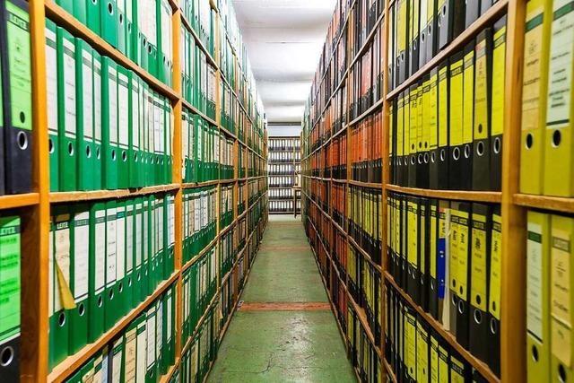 Entdecken Sie die Schätze im Online-Archiv der Badischen Zeitung