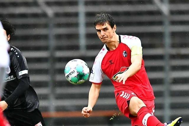 SC Freiburg II baut Tabellenführung in der Regionalliga Südwest aus