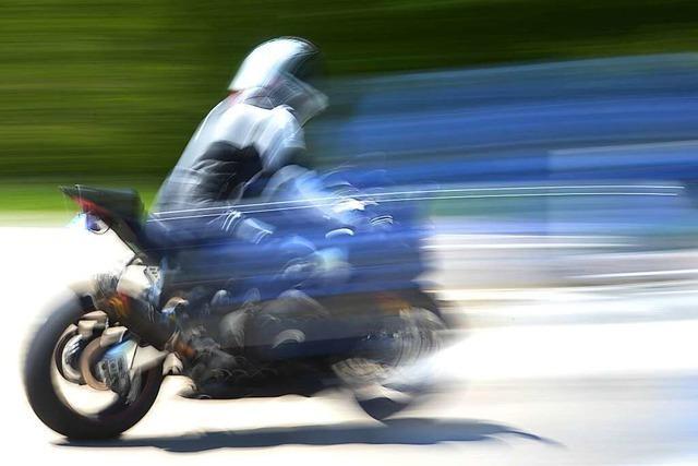 Grobe Verkehrswidrigkeit konnte drei jungen Motorradfahrern nicht nachgewiesen werden