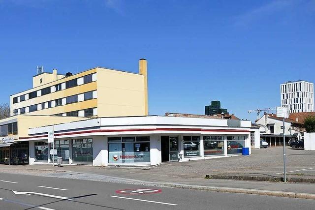 Initiative möchte den Bau eines Hochhauses am Lörracher Engelplatz verhindern