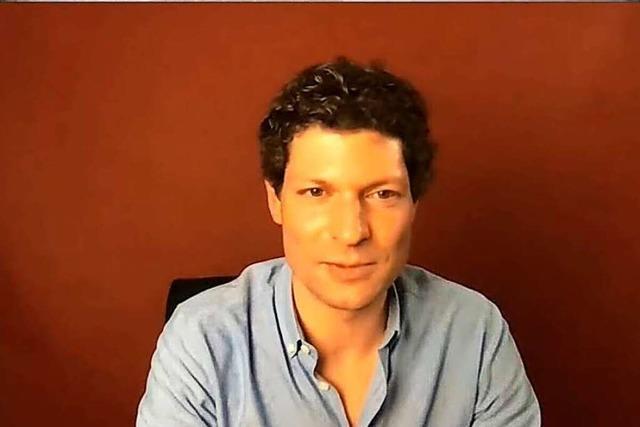 Der Autor Ronen Steinke diskutierte in Lörrach über Gewalt gegen Juden
