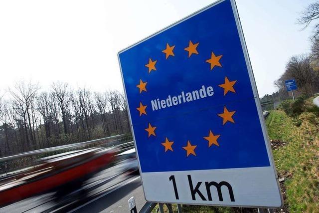 Bundesregierung stuft Niederlande als Hochinzidenzgebiet ein