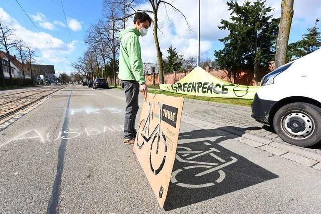 Für die Route am Friedhof zeichnet sich eine bessere Lösung ab