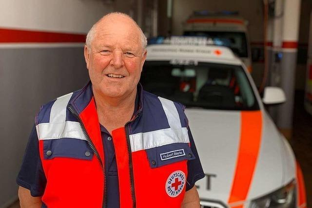 Ein Rettungssanitäter erzählt aus 40 Jahren Berufsleben
