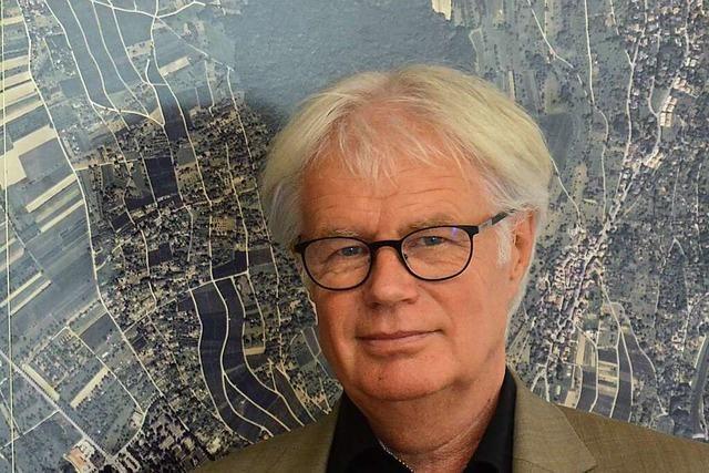Rudolf Koger ist bereit, Erster Bürgermeister in Weil am Rhein zu werden