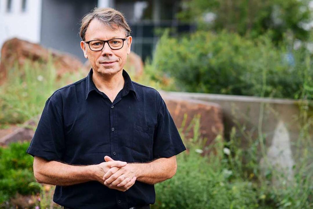 Professor François Buscot  | Foto: Sebastian Wiedling