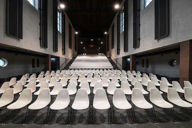 Wie aus Basler Kirchen Kultur- und Quartierzentren werden